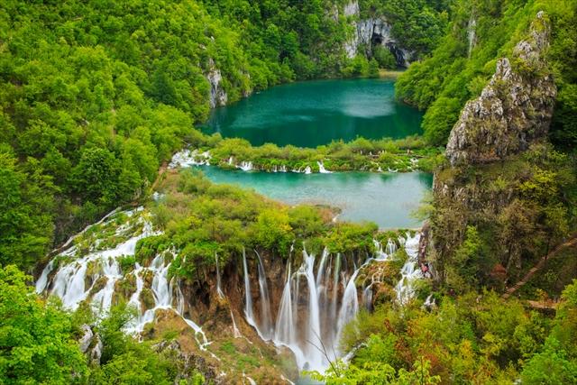 人気急上昇の旅行先!クロアチア「7つの世界遺産絶景」