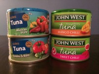 メキシカンにピリ辛マンゴー!味付きツナ缶はいかが?