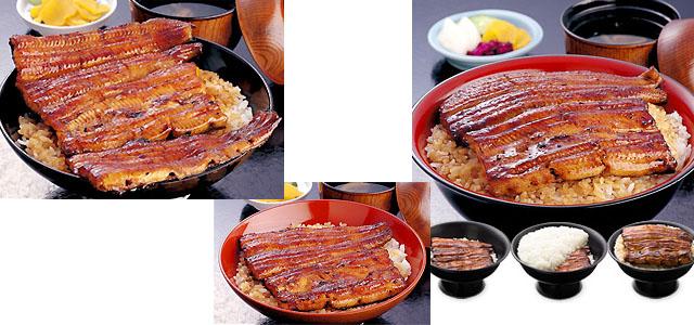 絶対食べたい!富士山の湧水で磨き上げたうなぎ丼