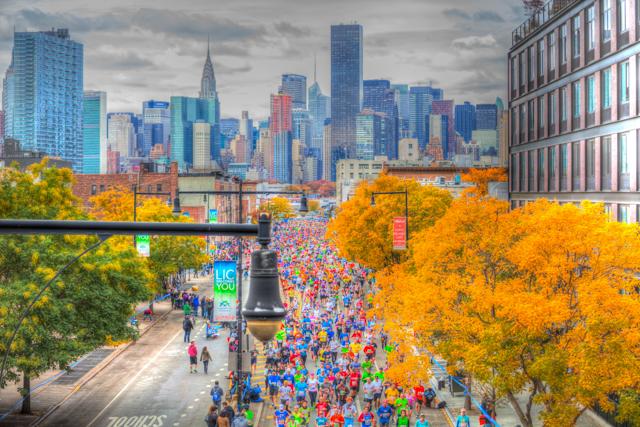 ランナーの憧れ、NYCマラソンの魅力を全公開