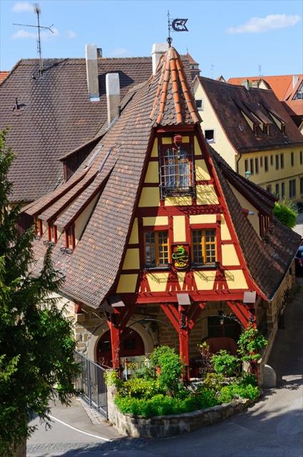 一年中クリスマス気分を味わえる、時をこえて可愛い中世の町