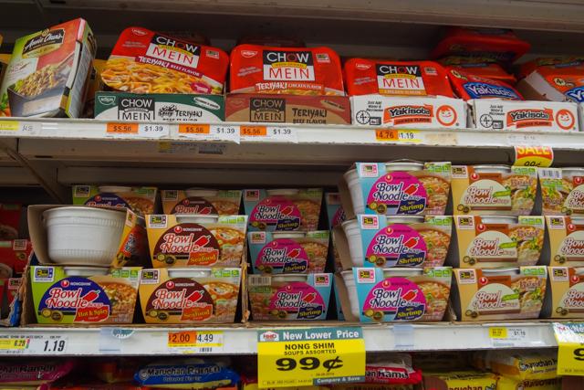 アメリカ人もインスタント・ラーメンが大好き。各国のインスタント麺をチェック!
