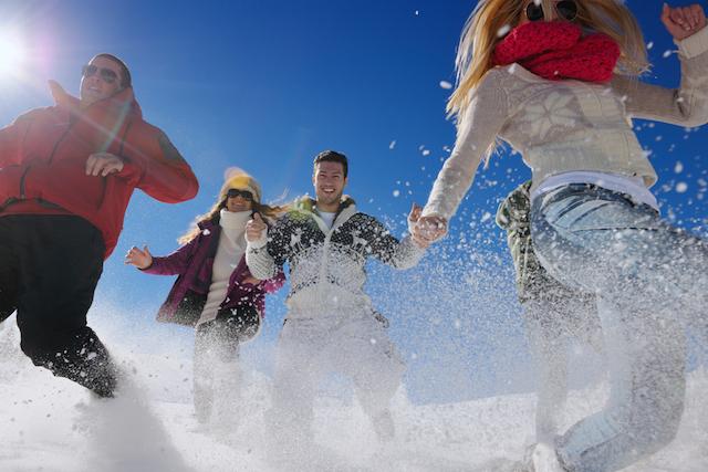 スキーだけじゃない!運動音痴も楽しめるスノースポーツに大注目