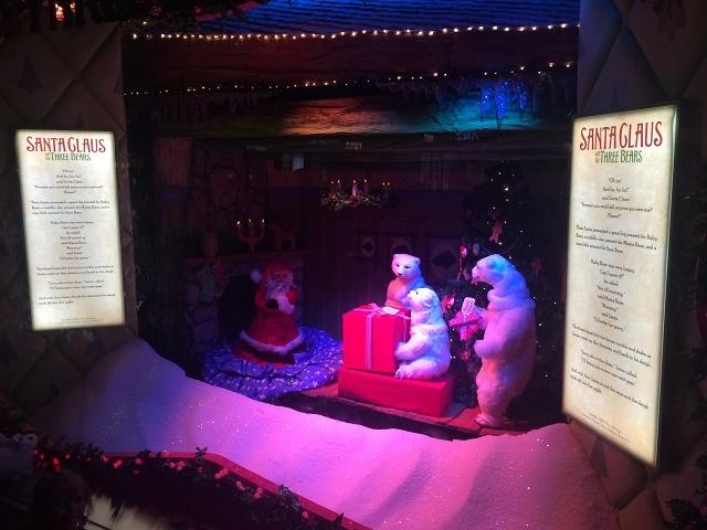 煌めく季節のお楽しみ!街を彩る「クリスマスショーウィンドウ」
