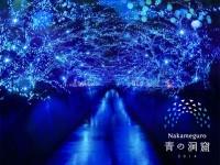 【東京】さあ、青の世界へ。冬限定イルミネーション「青の洞窟」