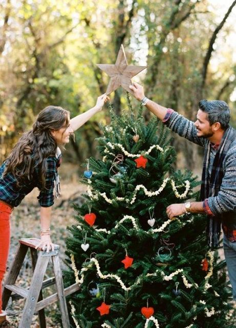 心に描く憧れのクリスマスツリー 7選
