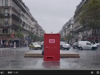 夢があっていいな、フランス国鉄の楽しいキャンペーン広告3つ