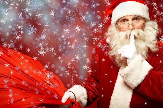 【クリスマス】プレゼント交換は「シークレット・サンタ」が盛り上がる!