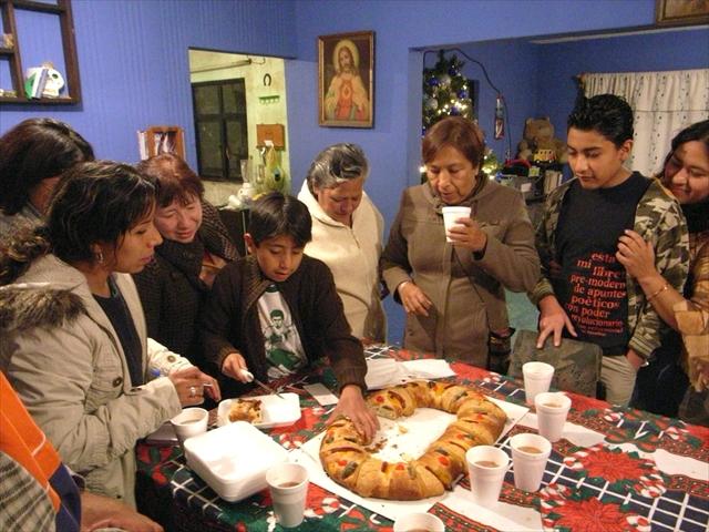 飲んで食べて踊りまくる?なが〜いメキシコのクリスマス
