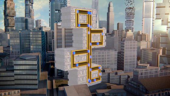 横にだって移動できる!次世代エレベーター2016年登場!?