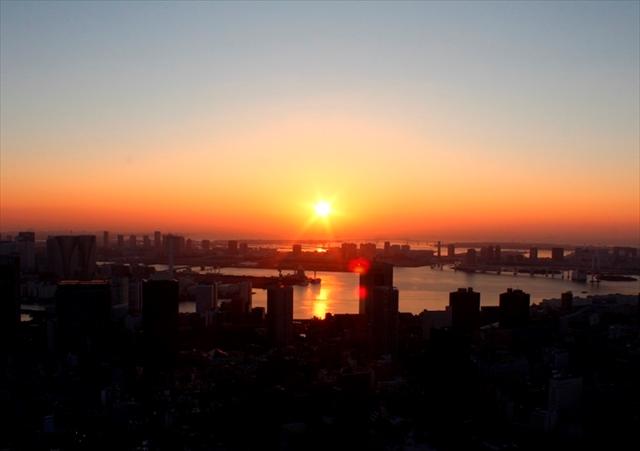 都内で見るならココ!感動で胸が震える「初日の出スポット」5つ