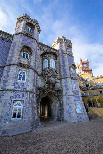 神秘好きなら一度は訪れたい、謎に満ちたペナ宮殿