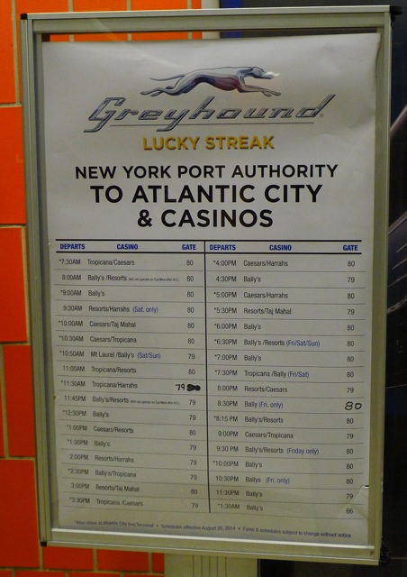 【現地レポート】東海岸で最大規模カジノ アトランティックシティの落日