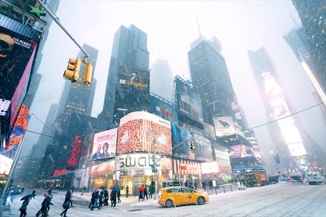 日本でも買える!ニューヨーカーに人気の冬コート