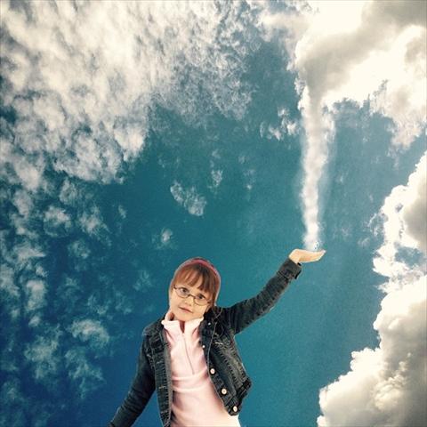 ボクらの住む世界はすべてアートになる!雲と遊ぼう。