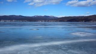 今年は見られる?神様の恋の足跡・諏訪湖の御神渡り