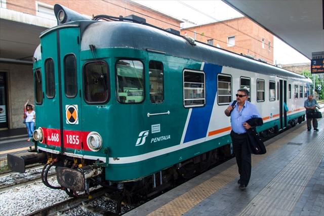 イタリア国内を電車でお得に旅するためのヒント