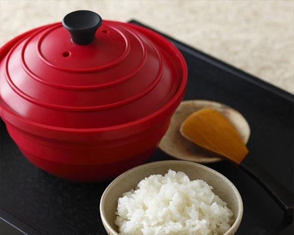長期海外滞在にも!レンジでわずか10分、簡単にお米が炊ける「ジャポネ」