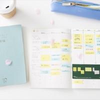 簡単楽ちんスケジュール管理術!付箋で365日の予定を立てちゃおう。