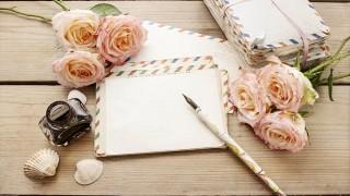 スマホを置いてペンをとろう。ワックスシールのレトロな手紙がカワイイ!