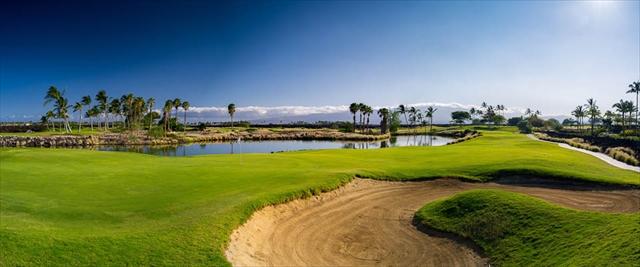 【ハワイ島】世界中のゴルファーを魅了する、美しすぎるゴルフコース