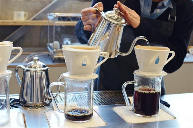 日本初上陸!ブルーボトルコーヒーにオープン初日の朝に行ってみた
