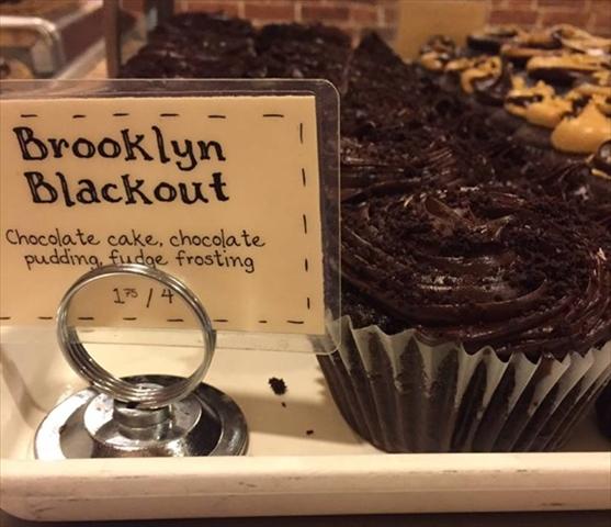 NYのとびきりお洒落なカップケーキを召し上がれ