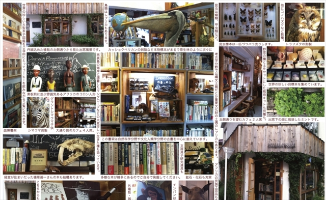 【都内】好奇心が満たされる。ユニークすぎる隠れ家的本屋さん5選