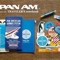 文房具大好き!パンナム航空とコラボレーショングッズ3月13日発売!
