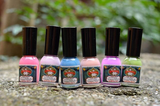 【京コスメ】艶やかな和の美しさを指先に!爪にやさしい「胡粉ネイル」