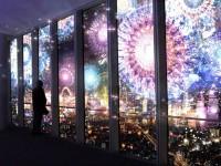 夜景と3Dの世界初のコラボレーション!CITY LIGHT FANTASIA by NAKED —夜景×マッピング・イリュージョン—開催