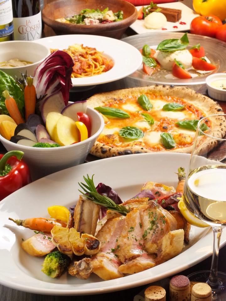 【あの高級食材まで】都内限定、お腹も心も満たされる美味しい食べ放題店