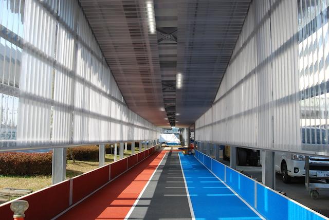 LCC専用成田国際空港第3ターミナルが完成間近!ひと足先に潜入!!