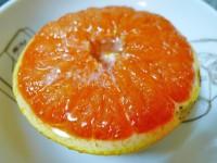 【ウィークエンドの朝食に】大人の味「焼きグレープフルーツ」