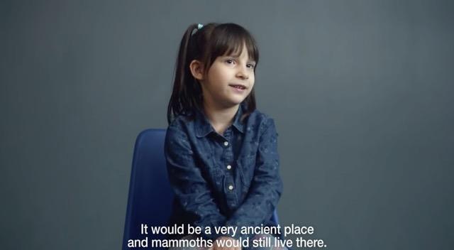 「あなたが夢見る場所はどこ?」S7航空が子どもたちに質問したCMが心に染みる