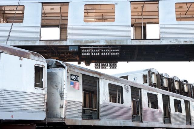 【独占インタビュー】NY地下鉄車両の終着駅とは