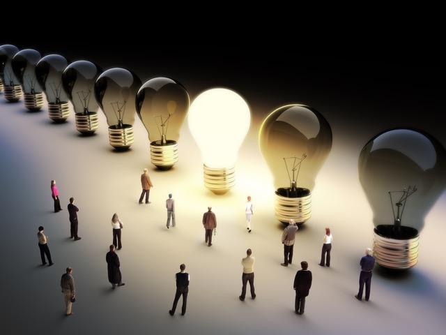 アイディアがほしいときに試してみたい5つのヒント