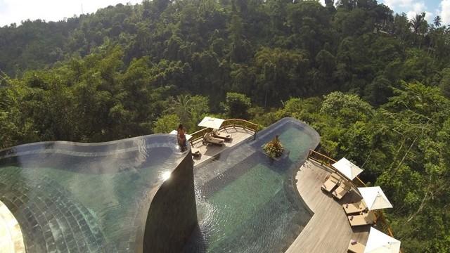 【バリ島】大自然の中で最高のひと時を堪能できるホテル3選