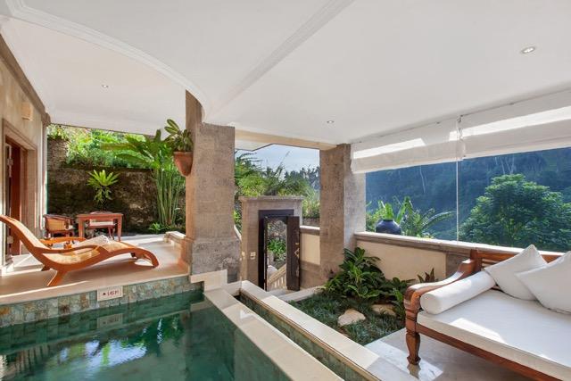 【バリ】自然と水がテーマ!大自然の中で最高のひと時を堪能できるホテル