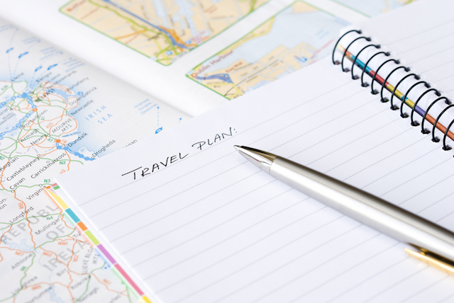 旅ライターが伝授!疲れない旅の秘訣とは?