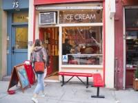 【NYイーストビレッジ】こんなフレイバーあり?旬のオーガニック・アイスクリーム屋さん
