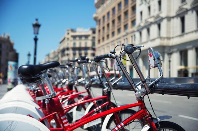 1日乗っても200円以下!シティバイクで巡るフランス