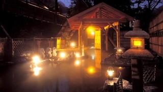 【水上・湯の小屋温泉】野趣に溢れた18の貸切露天風呂の宿