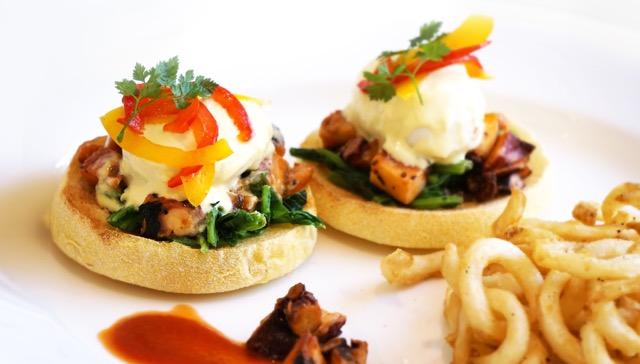 今日はどの気分?世界18カ国のワンプレート朝食「hanami」