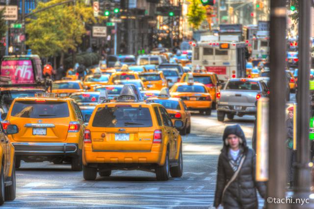 NYで生きていければ、世界中のどこででも生きていける
