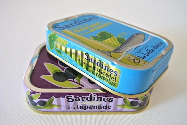 キッチンに飾っておきたくなる可愛さ! フランスの缶詰