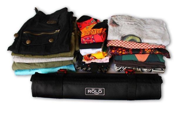 もうスーツケースはいらない?究極のトラベルバッグ