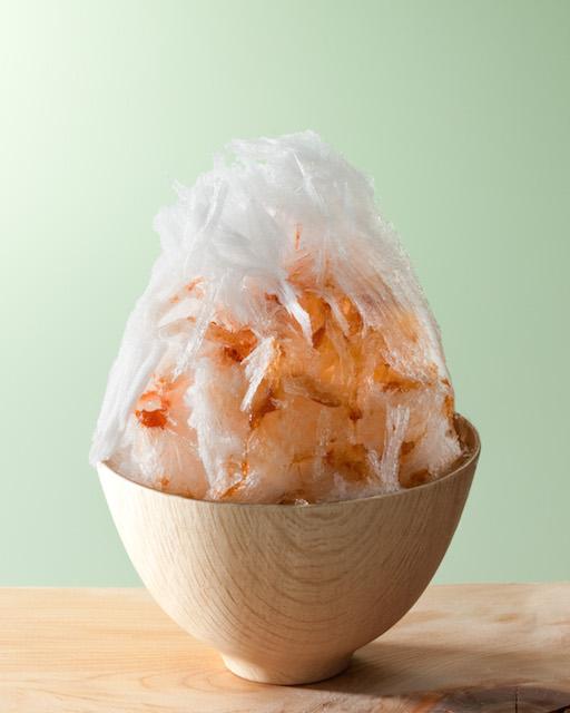 貴重な天然氷のかき氷が教えてくれる、本物の味