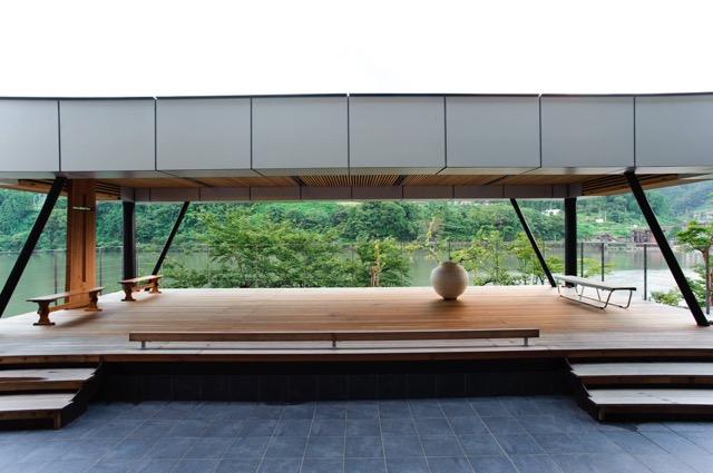 【富山】通だけが知っている川のほとりのあるアートホテル