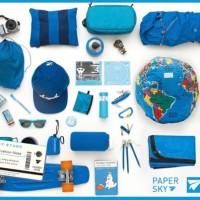 旅の雑誌『PAPERSKY』が提案する、旅へ誘うアイテム5選。